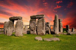 Stonehenge was built by Turkish descendants