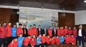 TTFF U15 played in North Cyprus tournament