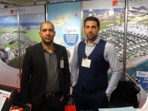 Kuzey Kıbrıs firmaları, Londra'da boy gösterdi