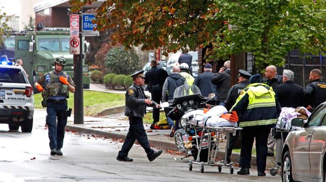 ABD'de sinagoga saldırı: Bir ölü, 3 yaralı