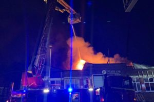 Police believe cannabis factory started Tottenham warehouse fire