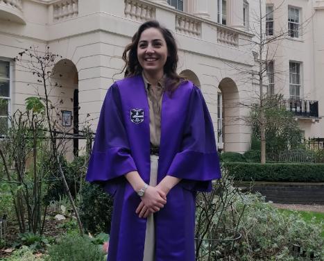 Türk kızı Binnaz Yaşar, gururlandırdı