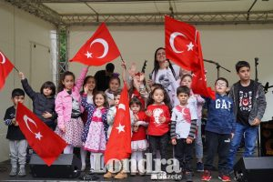100 years of enthusiasm celebrated at Newington Green