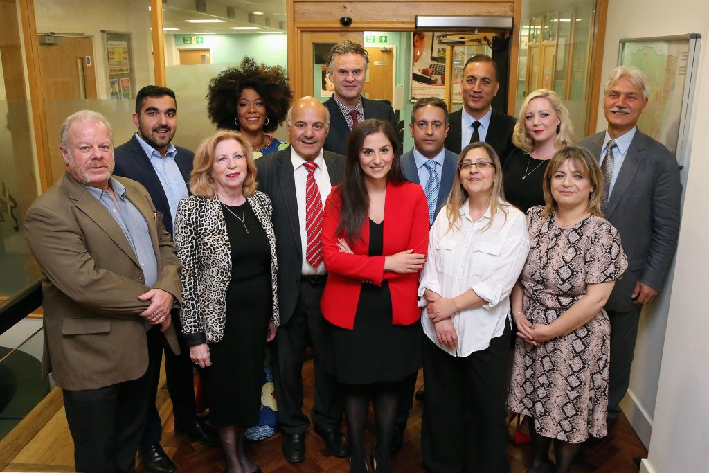 Enfield Council new cabinet confirmed