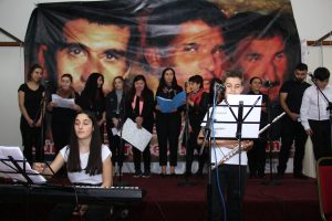 Deniz Gezmiş and his companions were commemorated at Day-Mer