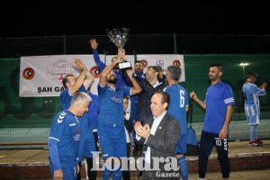 Veteran Ligi'nde kupa şampiyonları belli oldu
