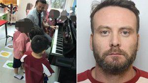 Pedofil müzik öğretmeni böyle yakalandı