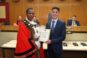 Enfield Council elects a new Mayor and first Young Mayor