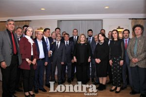 The Turkish Consulate General in London gives Iftar dinner