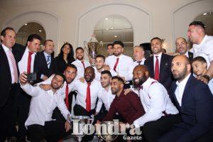 TTFF sezon kapanış balosu düzenleyerek şampiyonlara kupalarını takdim etti