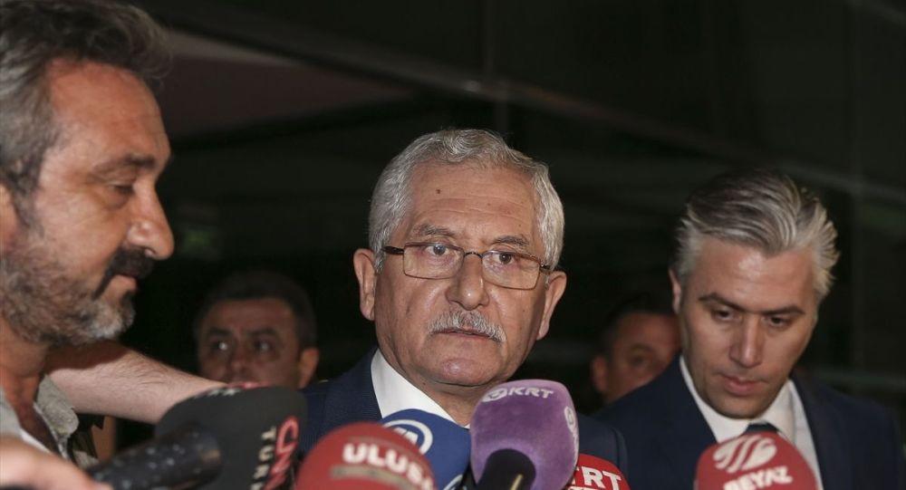 YSK Başkanından ilk açıklama: Yargı süreci sona erdi