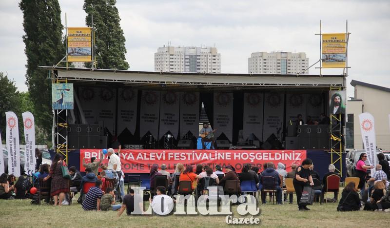 9'uncu Britanya Alevi Festivali başladı