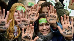 Almanlara göre Avrupa'nın en büyük sorunu iklim değişikliği