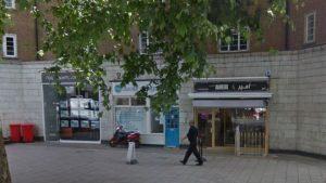 Londra'da kuyumcu soygunu