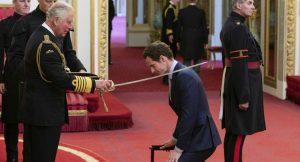 Ünlü raket Andy Murray şövalye ilan edildi