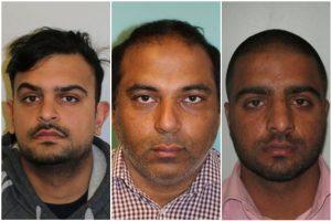 Stoke Newington'da 'kara para aklayan' üç kişi yakayı ele verdi