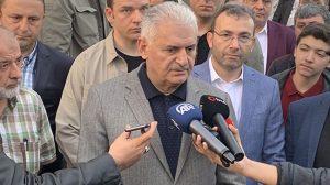Yıldırım İstanbul'da seçimin tarihini açıkladı