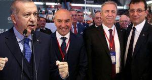 Erdoğan: Alınacak kararların kontrolü bizde olacak