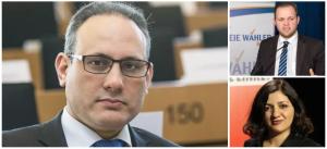 Three German-Turkishpoliticians elected as MEP
