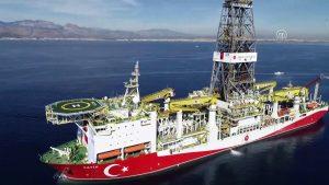 BBC'nin kaleminden, 'Kıbrıs açıklarında doğalgaz krizi'