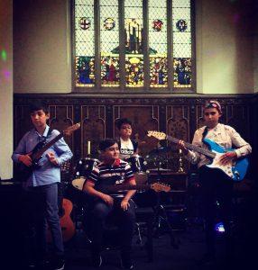 YoungEast Festivali'nde genç müzisyenler sahnede parladı