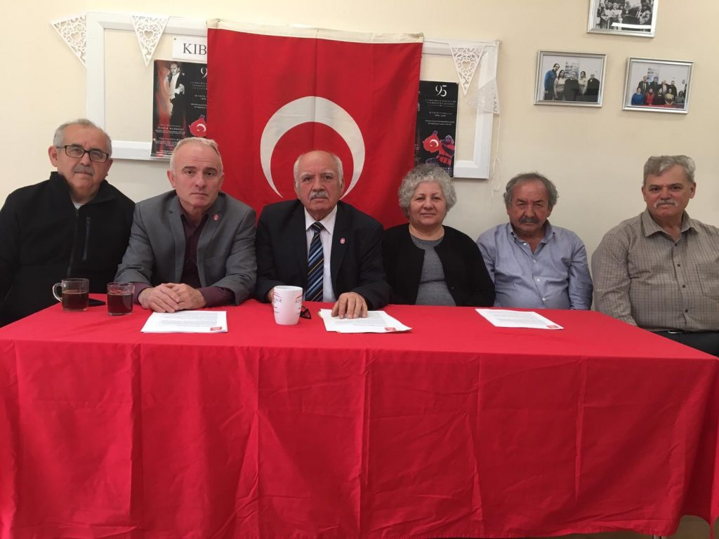Vatan Party: 'Stop UK support for PKK and FETO'