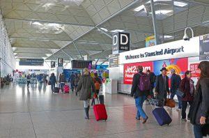En fazla 'rötar' Stansted Havaalanı'nda