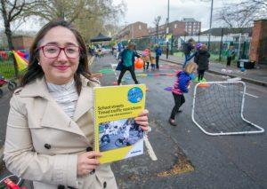 Hackney's School Street pilot keeps growing