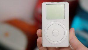 Original iPod selling on eBay for $20,000