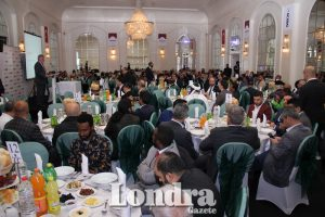 Iftar dinner by ICMG for diplomats and community