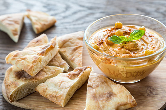 Mouth-watering appetizer from the brand everyone reaches for Mr.Dips