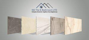 England's leading ceramic company:  NG Tiles & Bathroom