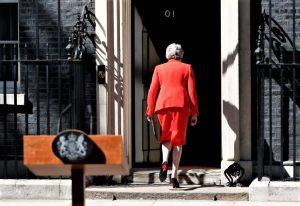 Theresa May'in istifasına AB liderlerinden tepki