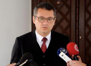 KKTC Başbakanı Erhürman, istifasını sundu