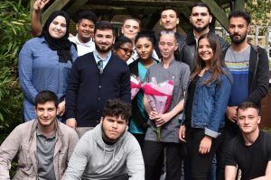 Young MUSIAD UK celebrated Father's Day