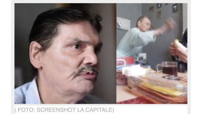 Anne şiddetinden bıkan adam açlık grevine başladı