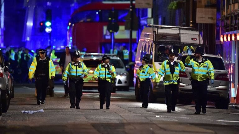 London Bridge terror attack victims 'unlawfully killed'