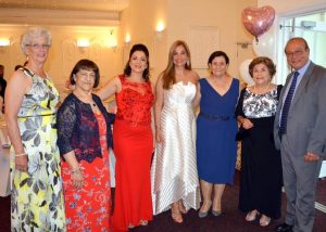"London Angles Cancer Association's ""Welcome to summer"" Ball"
