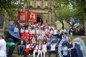 Manchester Day Festivalinde Türk rüzgarı estirdiler
