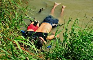 Meksika-ABD sınırında 'Aylan Kurdi' dramı