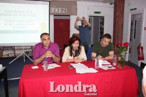 'Siyasal Yargı, Yeni Dönem ve Kürt Sorunu' paneli gerçekleşti