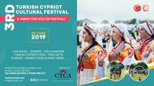 The countdown for the 3rd Turkish Cypriot Cultural festival begins