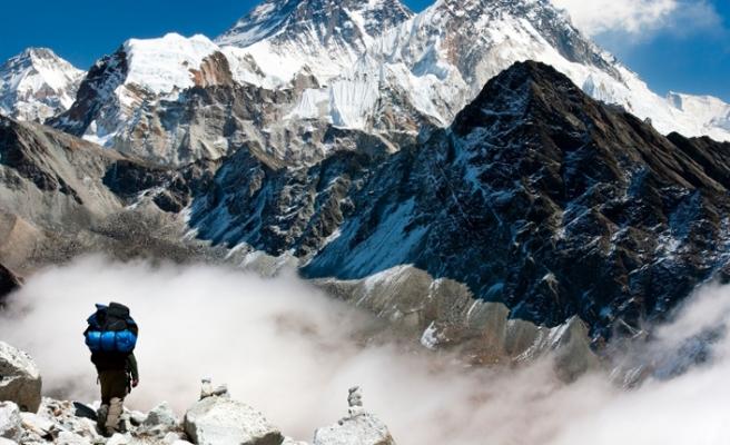 """""""Himalayalar'da buzulların erime hızı son 40 yılda ikiye katlandı"""""""