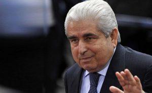Rum Yönetimi eski Başkanı Hristofyas hayatını kaybetti