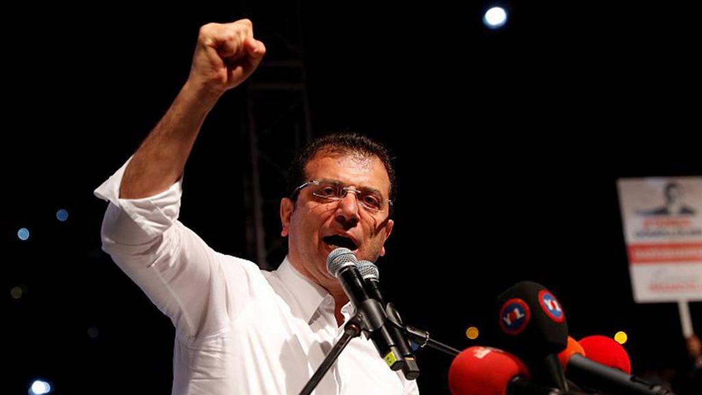 57 kat oy farkı ile İstanbul seçimini yeniden Ekrem İmamoğlu kazandı