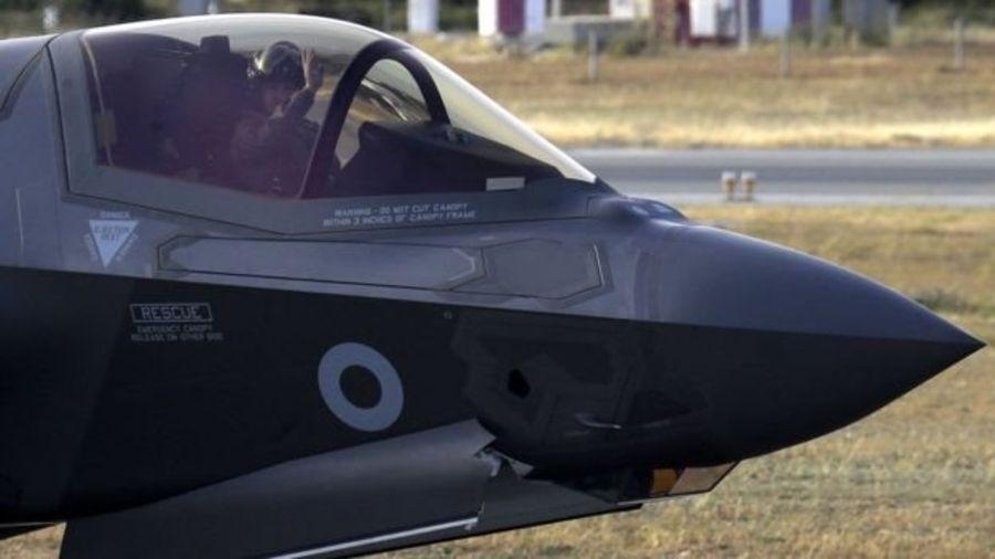 F-35: İngiltere, yeni savaş uçaklarını ilk kez Irak ve Suriye'de denedi