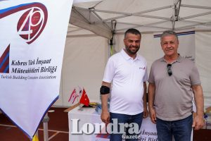 The Turkish Building Contractors Association is in London