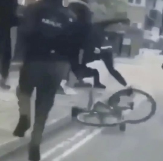 Gang film themselves stabbing victim