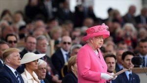 Normandiya Çıkarması'nın 75. yıl dönümü için tören düzenlendi