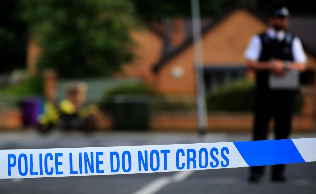 Teens arrested on suspicion of aggravated burglary after Boy, 11, shot in east London